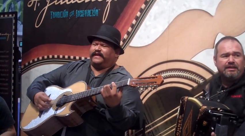 Lorenzo Martinez NAMM Jam