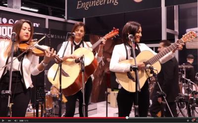 Trio Ellas Live @ NAMM 2015